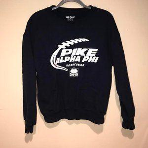 Pike Alpha Phi Homecoming sweatshirt